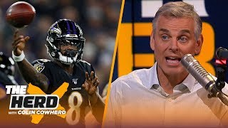 Herd Hierarchy: Colin's Top 10 NFL teams after 2019-20 Week 9 | NFL | THE HERD