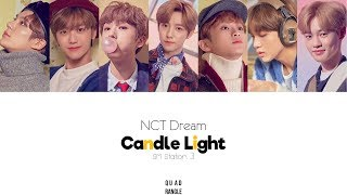 Nct Dream 엔시티 드림 39 사랑한단 뜻이야 Candle Light 39 Color Coded