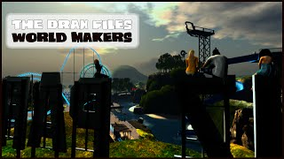 The Drax Files: World Makers [Episode 39: Sergio Delacruz]