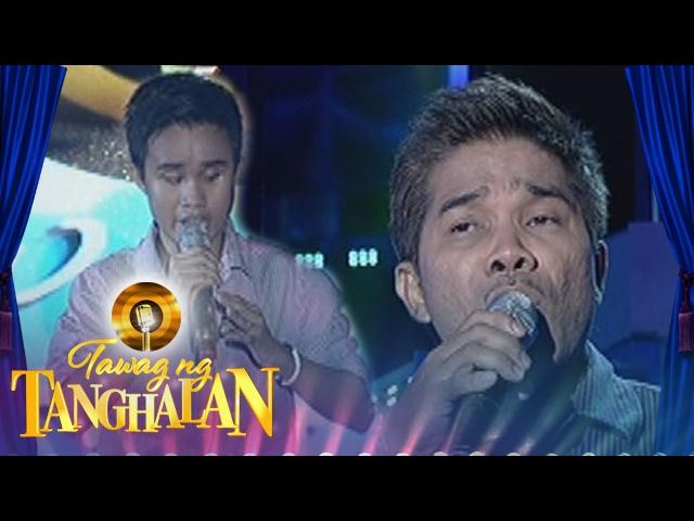 Tawag ng Tanghalan: Willy Cordovales vs. Carlmalone Montecido