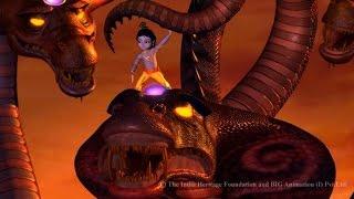 Little Krishna Tamil - Episode 1 Attack Of Serpent King