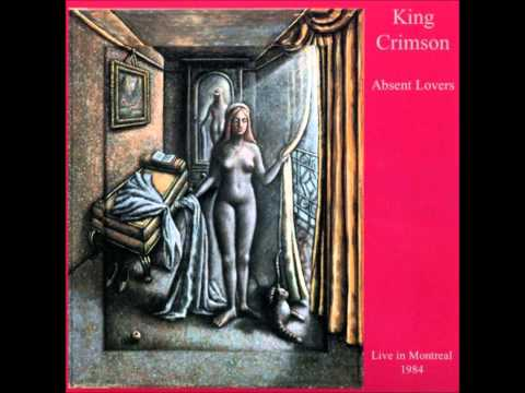 King Crimson - Model Man