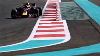 Max Verstappen team radio after podium finish - F1 2018 Abu Dhabi