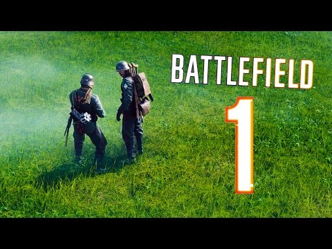 Battlefield 1 Funny Moments - Mythbusting & Martial Arts!