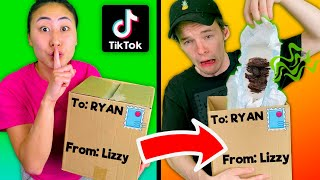 MAILING MY FRIENDS TikTok PRANKS!!