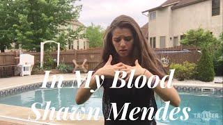 Download Lagu In My Blood- Shawn Mendes (ASL Cover) Gratis STAFABAND
