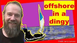 Sailing a DINGHY to SIBERIA, John Martin's Walker Bay OCEAN crossing