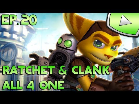 Ratchet & Clank : All 4 One : TITANIC ! | Episode 20 - Let's Play Coop