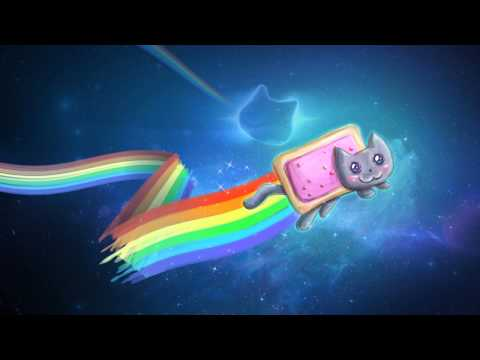 Nyan Cat (Alex S. Dubstep Remix) Music Videos