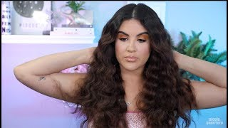 Fast & Easy Natural Looking Waves | Nicole Guerriero