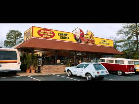 Anchorman 2: Ron Visits Champs Restaurant Scene (HD)