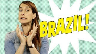 Ouça Are Brazilians Latino? - Joanna Rants