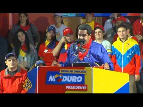 Chavez's cult figure shaping Venezuela polls