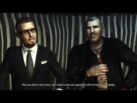 GTA4 BoGT Part 16 - Fights Sex and Gore