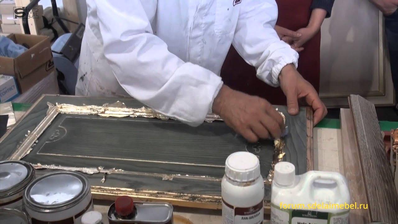 Изготовить патину своими руками