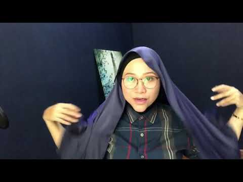 Tutorial Everyday Scarf by Akma Abdullah