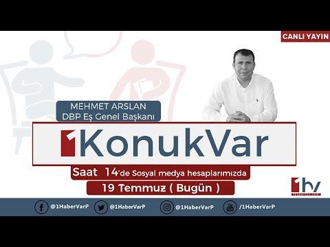 Mehmet Arslan - 19/07/2017