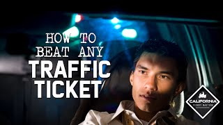 Beating your TRAFFIC TICKET is really this Simple!