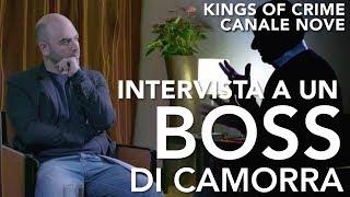 Intervista a un boss di camorra - Kings of Crime CANALE NOVE