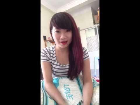 Girl xinh cover Kiếp Cầm Ca <3 Yêu cmnr =((