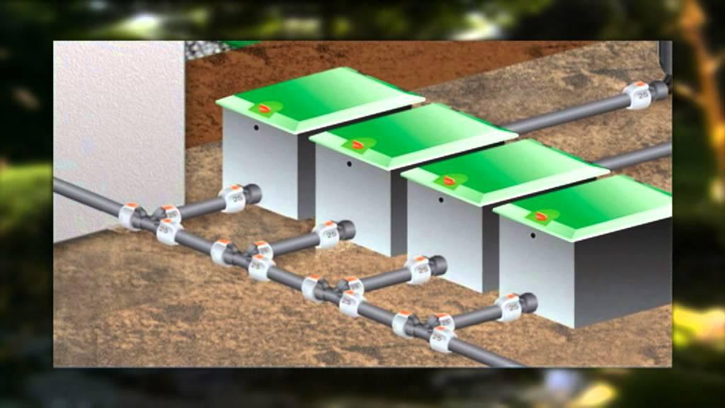 Arrosage enterr et irrigation de votre jardin gardena youtube - Systeme d arrosage automatique enterre ...
