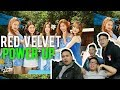 "RED VELVET ""POWER UP"" to new levels.. (MV Reaction)"