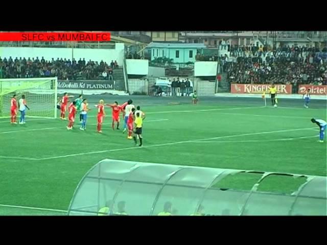 SLFC 1 - 2 MUMBAI Highlights (30-03-2014)