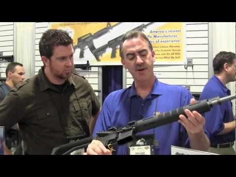 ALL NEW Windham Weaponry Varmint Exterminator AR-15 - SHOT Show