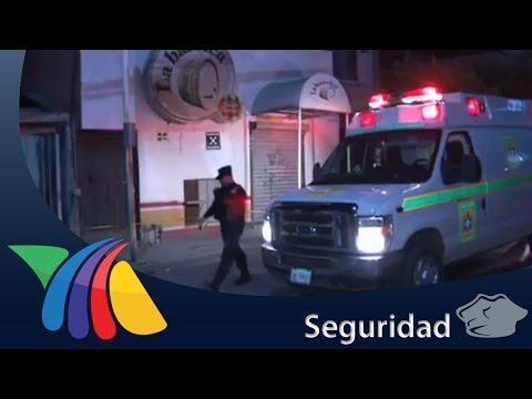 Balean bar en Monterrey | Noticias de Nuevo León