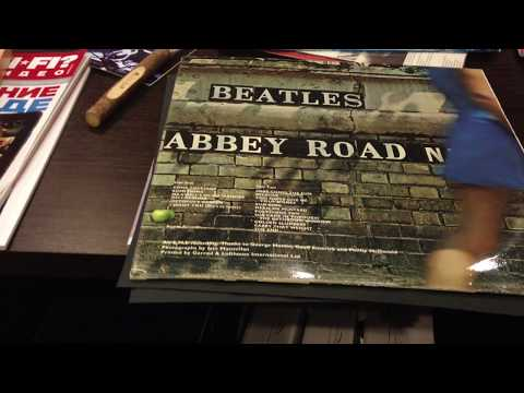 BEATLES ABBEY ROAD MINT LP 1ST PRESS