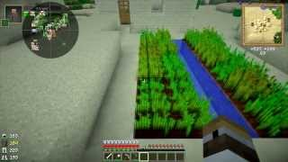 Lets play minecraft с adidaso`m #3 привет мир