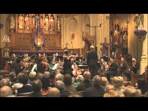 Dylana Jenson - Tchaikovsky Violin Concerto Mvt 1 pt 2