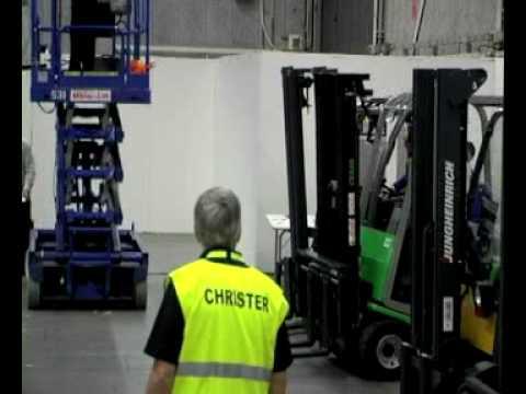 Nordic Lift Truck Challenge 2008