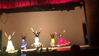 AIIMS INFEST 2018- Ghoomar Dance by batch of 2017