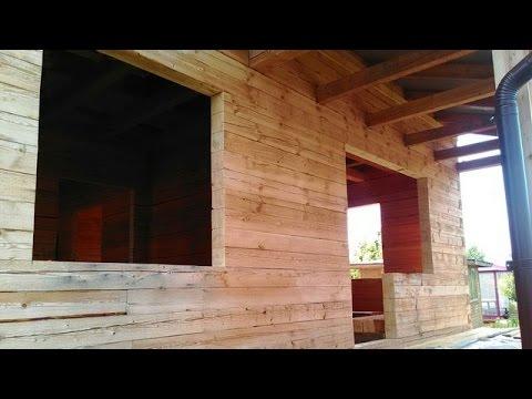 Окосячка отзывы. Изготовление и установка окосячки в доме из простого бруса сечением 150х150 мм.