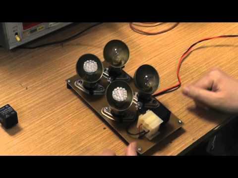 Прерыватель указателей поворота и аварийной сигнализации LED 712 3777 04
