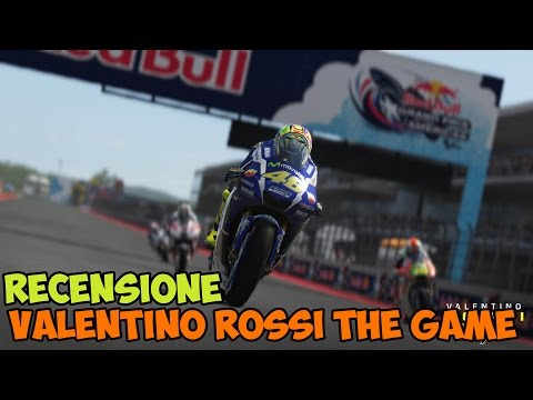 Valentino Rossi The Game - RECENSIONE ITA HD