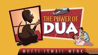 The Power Of Dua – True Story? by Mufti Ismail Menk ? TDR Production