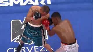 Breidis Prescott vs Mike Alvarado - Top Rank Boxing