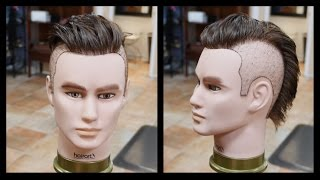 Neymar Haircut Tutorial UPDATED 2015 - TheSalonGuy