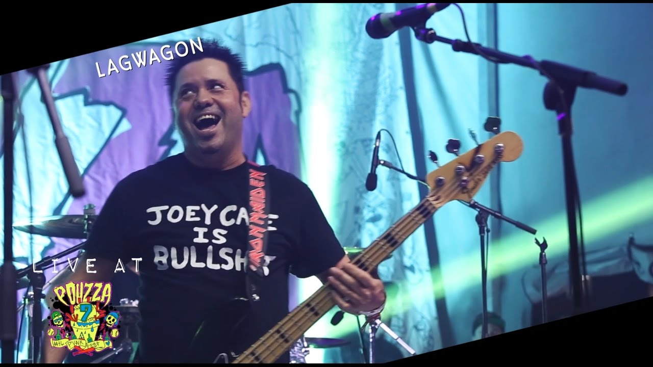 Lagwagon - Violins Live at Pouzza FEST 7