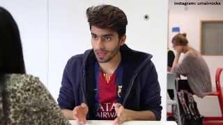 Umair Khaliq - Pizza vs Girlfriend - When you prefer pizza over girlfriend..