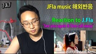 [해외반응]See You Again & One Call Away by J.Fla