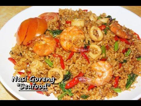 Resep Nasi Goreng Seafood Mudah, Enak, dan Lezat ala Zasanah