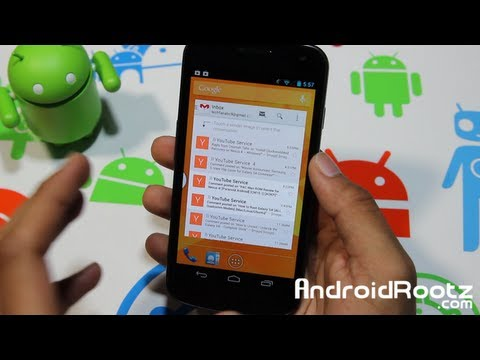 Paranoid Android ROM for Galaxy Nexus! - HALO Feature! [GSM/Verizon/Sprint]