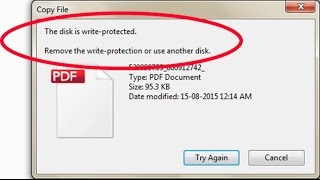 how to remove write protection from pen drive using cmd