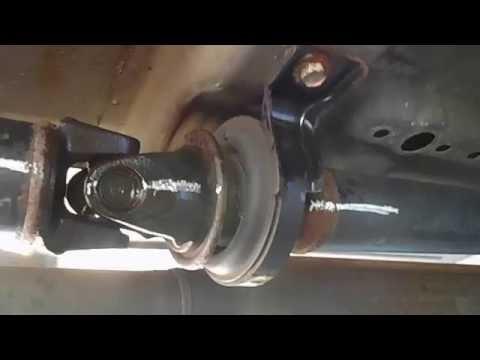 2007 Pontiac Torrent AWD Drive shaft U - Joint Replacement Part 2