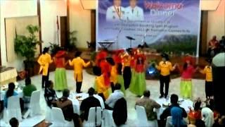 Tarian Katreji From Ternate - Maluku Utara