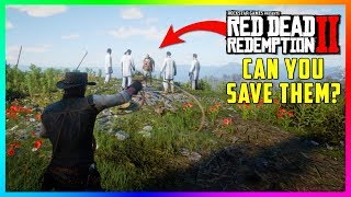 Can You Save The Chelonians From Jumping Off The Mountain In Red Dead Redemption 2? (RDR2)