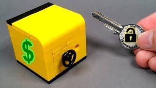 Собираем Мини Сейф из Лего !